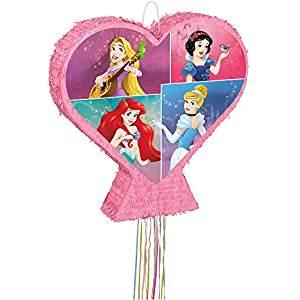 piñata de corazón