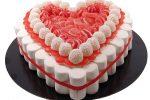 Golosinas de corazones